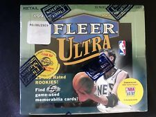 NBA Basketball Fleer Ultra Box Factory Sealed Box 1999 2000