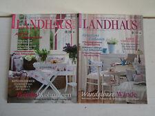 Landhaus living * Frühling Ostern Country Wohnen Dekoration Garten