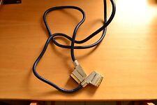 Cambridge Audio Scart Cable 2m long Premium Audio Visual Interconnect 75 OHM