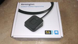 Kensington VeriMark Desktop USB Fingerprint Key Reader - sealed box