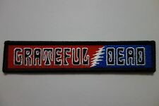 Grateful Dead Sixties Logo   EMBROIDERED  PATCH IRON OR SEW