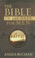 The Bible in 366 Days for Men of Faith by Angus Buchan (2012, Paperback)