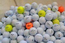 500 MÉLANGE Balles de golf. Grade B et pratique.