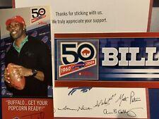 Terrell Owens 2009 Buffalo Bills Season Ticket Holder Gift Picture