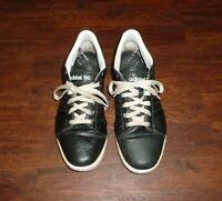 Men's Adidas Black Spikeless  Golf Shoes Men Size 12  #4217