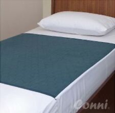 Conni Max Bed Pad 39 X 39 Teal Blue Holds 85 Fluid Ounces New