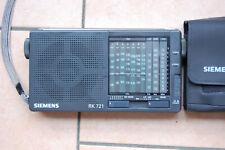 Siemens Radio Weltempfänger RK 721 Stereo