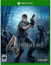 Resident Evil 4 for Xbox One or Xbox One S Console Brand New Sealed Ships Fast !