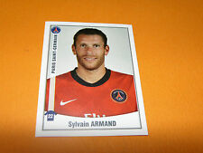 372 SYLVAIN ARMAND PARIS SAINT-GERMAIN PSG PANINI FOOT 2011 FOOTBALL 2010-2011