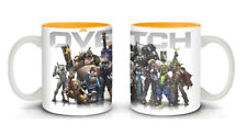Overwatch Group Coffee Mug Cup Anime Manga NEW