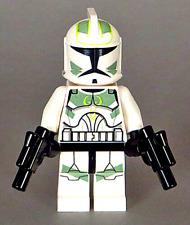LEGO Star Wars - Horn Company Clone Trooper Minifigure, Sand Green 7913 (NEW)