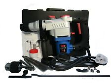 900W SDS+ ROTARY HAMMER DRILL 3 FUNCTION 230V + CASE & ACCESSORIES - NEW