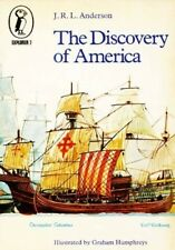Very Good, The Discovery of America (Explorer), Anderson, J.R.L., Book