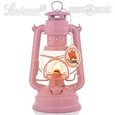 Feuerhand bébé spécial 276 NON HL1 Lampe à pétrole lampes-tempête rose clair