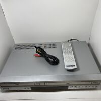 Sony SLV-D370P VCR DVD Combo + Remote 4 Head Hi-Fi Stereo VHS Player [TESTED]