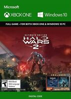 Halo Wars 2 Ultimate Edition (Microsoft Xbox One) - Digital Code