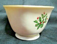 "Vintage "" Lenox ~ Holiday Pattern ~ Treat Bowl "": "" Bogo and Free Shipping! """