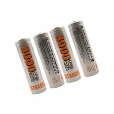 4 x AA 3000mAh Ni-Mh 1.2V rechargeable battery Cell for MP3 RC Orange US Stock