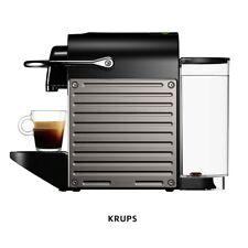 Cafetera Nespresso Premium Pixie Steel de KRUPS XN300DP4