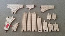 Thomas the Tank and Friends Wooden Railway Set with extra pieces and play mat