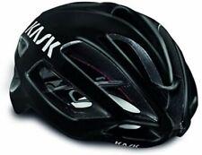 Kask Protone Road Bike Helmet Black/Black Medium NEW