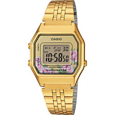 Casio retro digital La680wega-4cef reloj