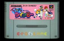 POP'N TWINBEE Super Nintendo SNES Famicom Versione Giapponese NTSC ○○○○ COMPLETO