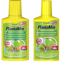 Tetra PlantaMin 100ml 250ml Aquarium Plant Food Fertiliser