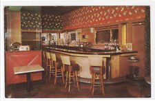 Hotel Fenlon Cocktail Lounge Bar Jukebox Rhinelander Wisconsin postcard
