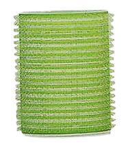 Haftwickler-Klettwickler- Lockenwickler in Grün 60 mm 6 Stück