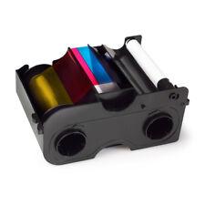 Genuine Fargo 45110 Color YMCKOK Ribbon Printer - DTC4000 & DTC4250e - New Seal