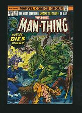 The Man-Thing #10, NM, Newly Acquired Collection