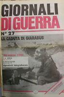 GIORNALI DI GUERRA N.27