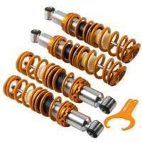 Type NA Coilovers for Mazda Miata MK1 NA 1.6L 1.8L Height Adjustable Shocks