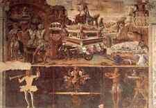 Tura Cosme alegoría de septiembre de triunfo de Vulcan A4 impresión