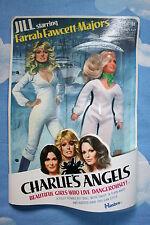 ORIGINAL VINTAGE CHARLIE'S ANGLES FARRAH FAWCETT-MAJORS DAMAGED CARD