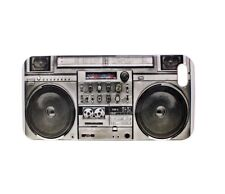 Boombox Cassette Tape Player Hard Back Case Cover for Apple iPhone 5 5S 5G 5th