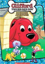 Clifford the Big Red Dog - Clifford''s Doghouse Adventures (DVD, 2007)