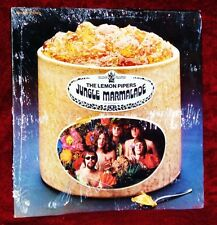 LP THE LEMON PIPERS JUNGLE MARMALADE 1968 BUDDAH SEALED PSYCH