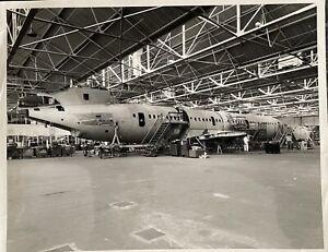 Hawker Siddeley Trident Super 3B Photograph
