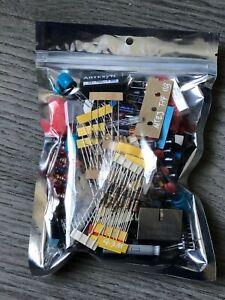 A GREAT TINKER GRAB BAG ELECTRONIC NEW PARTS & COMPONENTS DIY STEM Assortment!