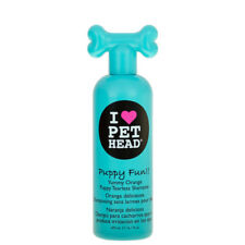 Pet Head Puppy Fun Yummy Orange Puppy Tearless Shampoo 475ml/16 fl. oz.