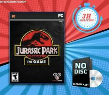 Jurassic Park: The Game [PC/MAC] (2011) Steam Download Key 🎮 🔑