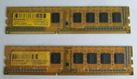 Zeppelin 2x 2GB = 4GB RAM MEMORY PC3 DDR3 2G/1333/2568 ULCL9 ZPZB for DESKTOP PC