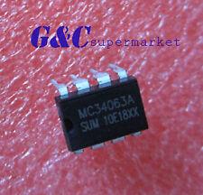 50PCS  IC MC34063 MC34063A REG BUCK BOOST INV 8-DIP ON NEW GOOD QUALITY