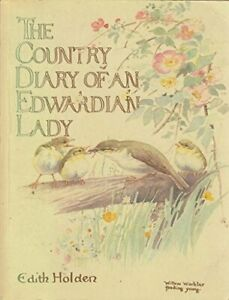Edith Holden pages - Country Diary of an Edwardian Lady - choose month