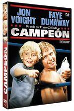 THE CHAMP (1979) *Dvd R2** Jon Voight, Faye Dunaway,