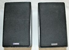 Micca Mb42 Bookshelf Speakers Passive Very Good Condition Tested & Working