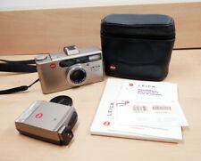 Leica Minilux Zoom incl. Blitz Leica CF  TOP 12 Monate Garantie !