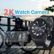 Watch w/ Camera inside- Private Watch with Spy Camera | hand watch w/ hidden cam
